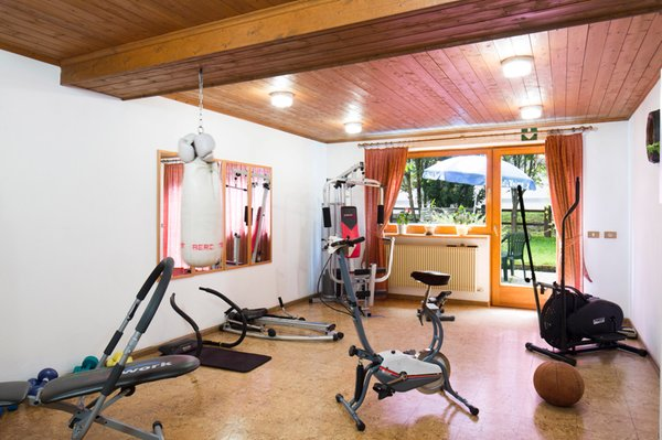 Photo of the fitness area B&B (Garni) + Residence Adria