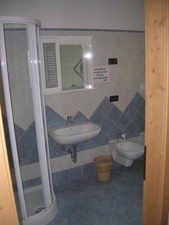 Foto del bagno Appartamenti Deluca