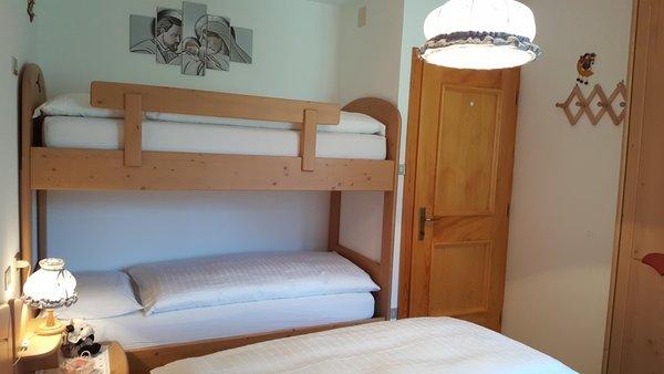Foto vom Zimmer Ferienwohnungen Pescol