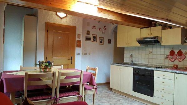Foto der Küche Pescol