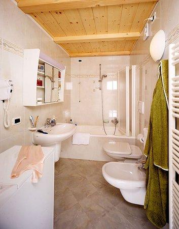 Foto del bagno Residence Cristina