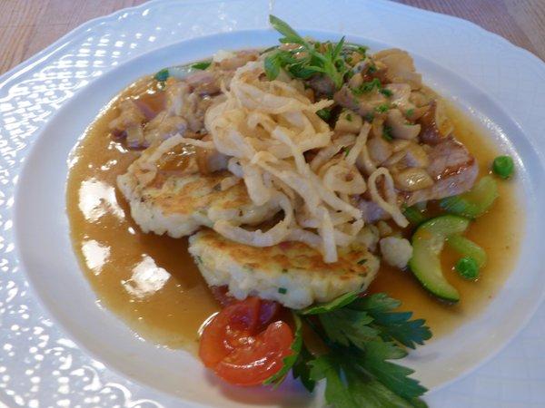 Ricette e proposte gourmet Saraghes