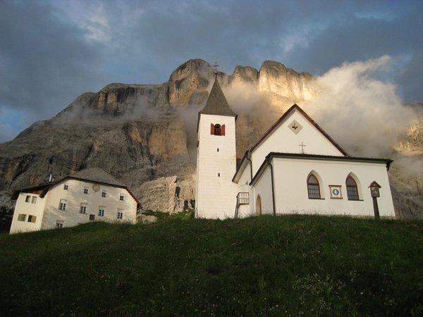 Foto estiva di presentazione Santa Croce - Rifugio