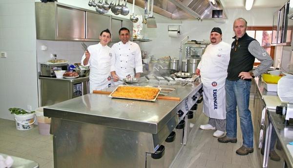 Foto della cucina Ütia Bamby