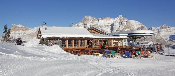 Foto esterno in inverno Ütia de Bioch