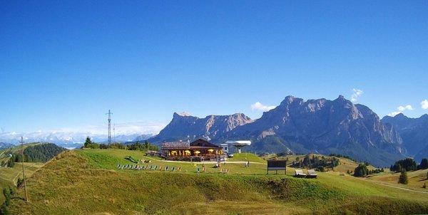 La posizione Rifugio Ütia de Bioch La Villa