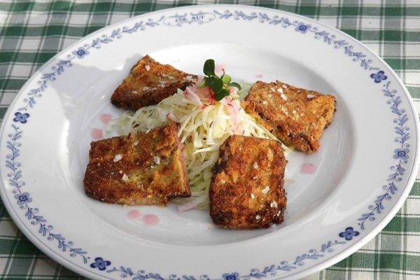 Ricette e proposte gourmet Ütia de Bioch
