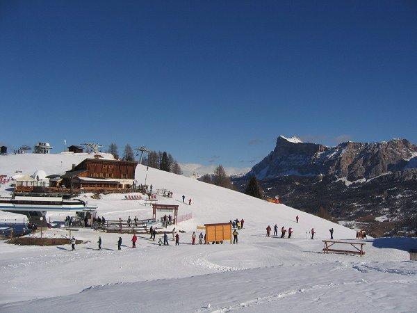 Foto invernale di presentazione Rifugio La Brancia