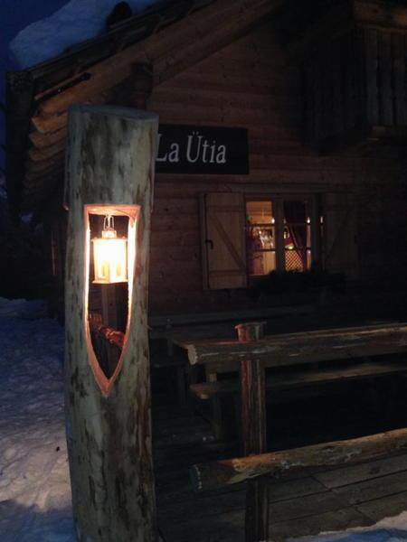 Foto esterno Rifugio La Ütia