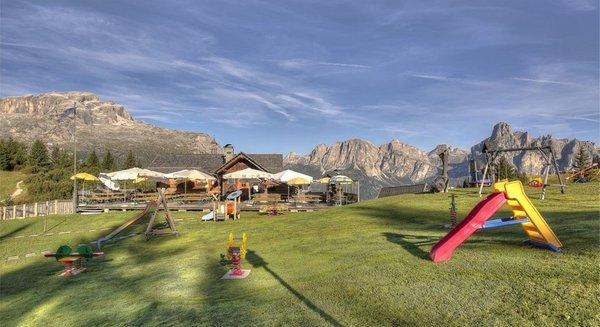 Foto esterno in estate La Marmotta