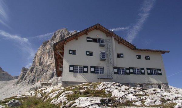 Foto di presentazione Rifugio Pisciadù - Franco Cavazza