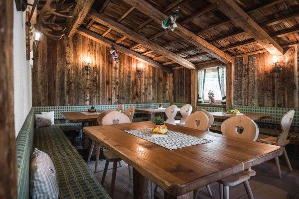 Il ristorante Badia - San Leonardo Ütia Nagler