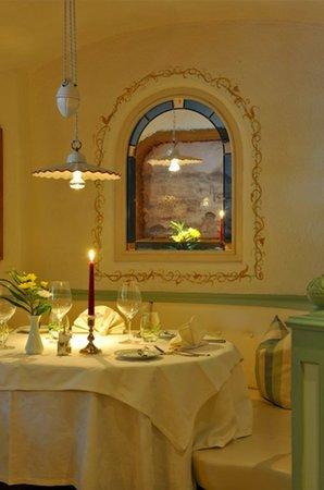 Il ristorante San Vigilio Tabarel