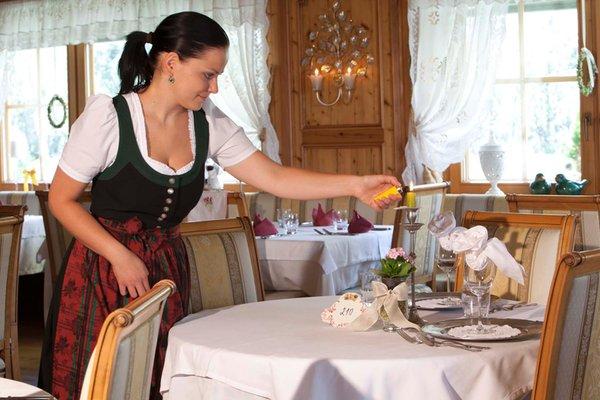 Il ristorante San Vigilio Bar Cafè Romantic-Stube