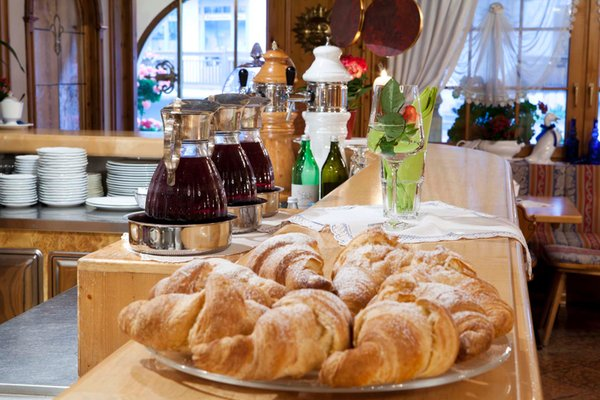 La colazione Ristorante Bar Cafè Romantic-Stube