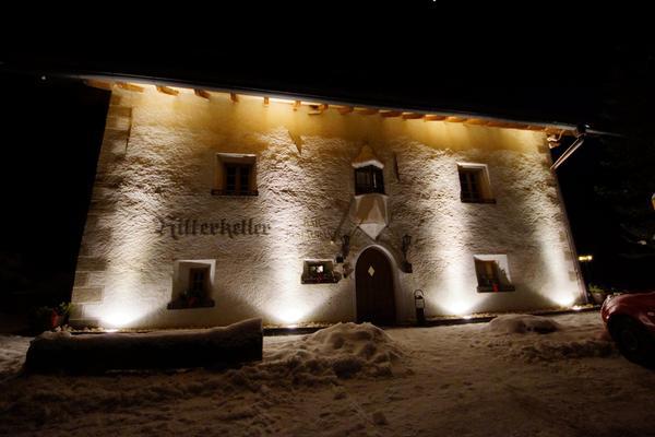 Foto invernale di presentazione Ritterkeller - Ristorante Pizzeria