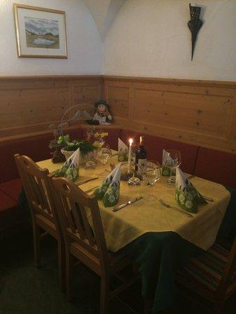 Il ristorante San Vigilio Erika