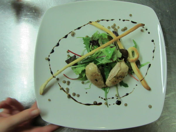 Recipes and gourmet-dishes Gader