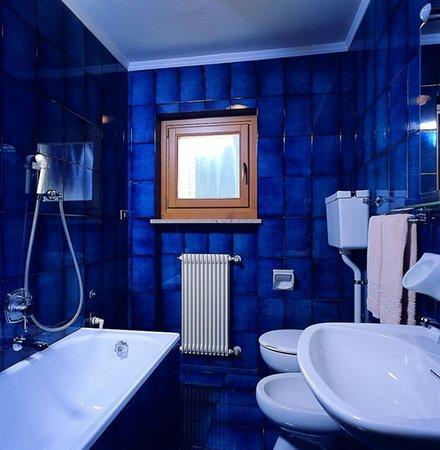 Foto del bagno Residence La Zondra