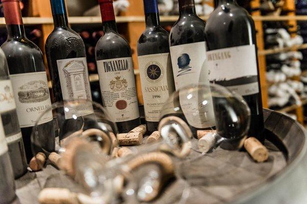 La cantina dei vini Valdaora di Mezzo (Valdaora) Am Park