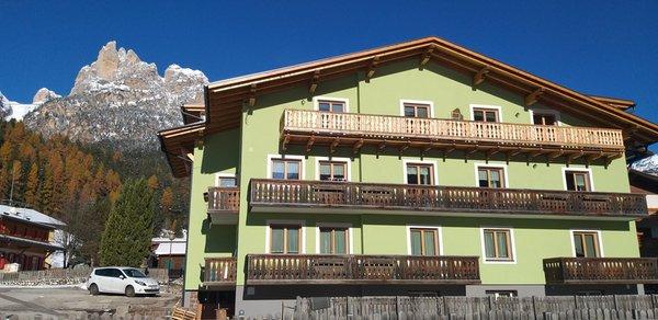 Foto estiva di presentazione Appartamenti Casari Chiara