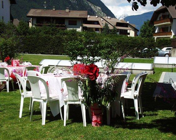 Foto del giardino Brunico