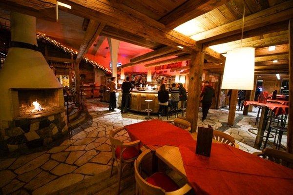 Il ristorante Riscone K1 Restaurant & Après Ski