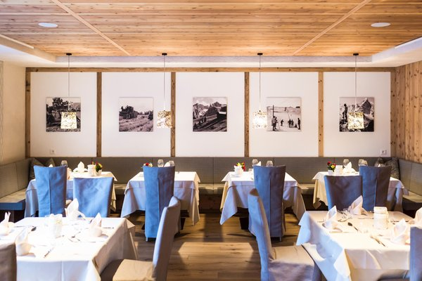 Il ristorante Stegona (Brunico) Langgenhof