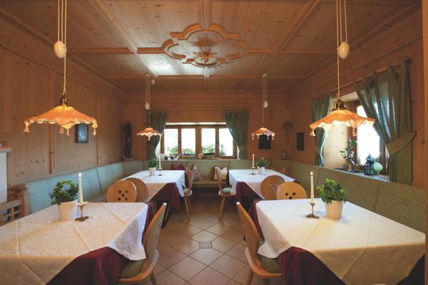 Il ristorante Ameto (Brunico) Amaten