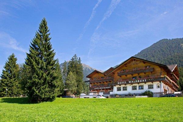 Foto esterno in estate Waldruhe