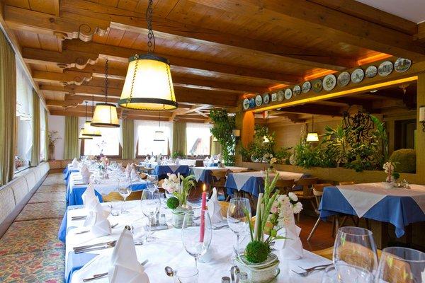 Il ristorante Valle di Casies Waldruhe