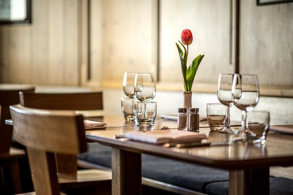 Il ristorante San Lorenzo di Sebato Traube
