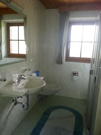 Photo of the bathroom Farm bar Dorfmüllerhof