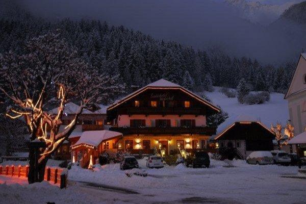 Foto invernale di presentazione Hotel Santeshotel Wegerhof