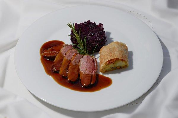Ricette e proposte gourmet Santeshotel Wegerhof