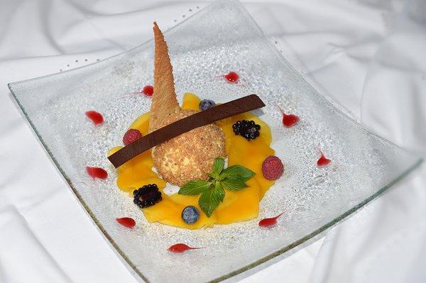 "Ricette e proposte gourmet ""Peter's Stube"" presso il Santeshotel Wegerhof"
