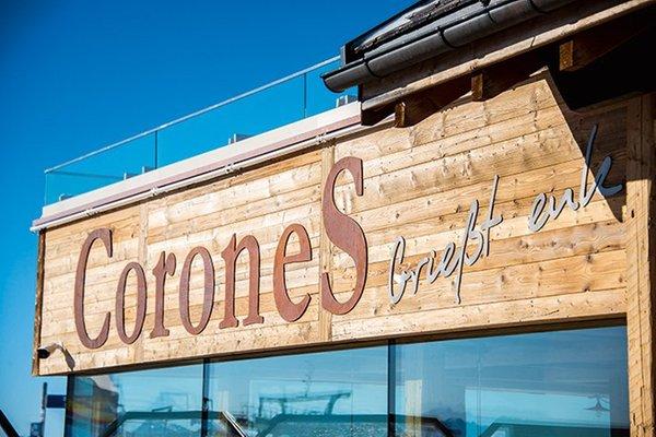 Foto di alcuni dettagli Corones