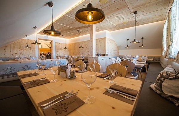 Il ristorante San Vigilio Corones