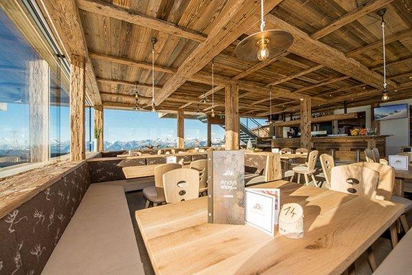 The restaurant San Vigilio / St. Vigil Corones