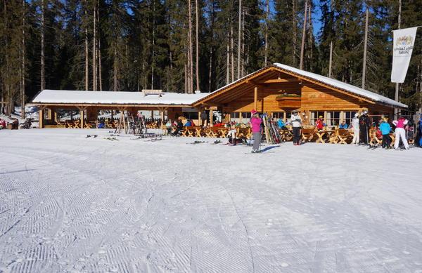 Foto esterno in inverno Ütia Al Cir