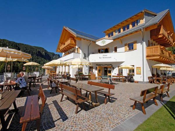 Foto esterno in estate Monte Piz