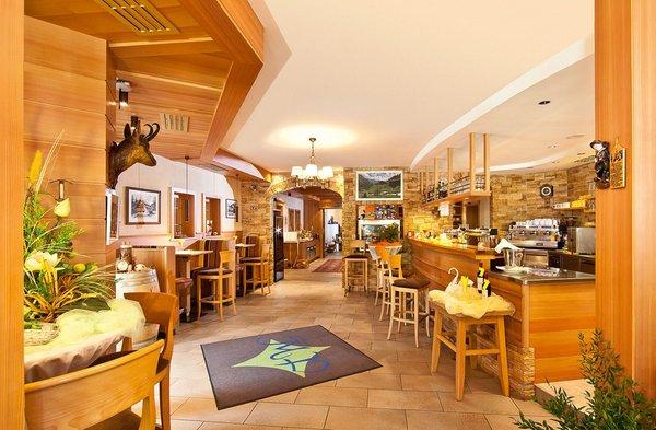 Il ristorante Alpe di Siusi Monte Piz