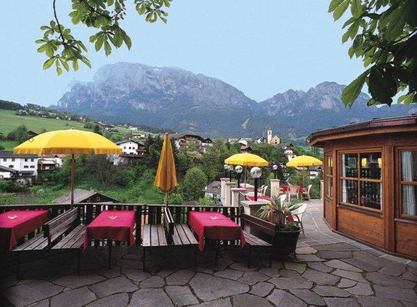 Summer presentation photo Restaurant Rose Wenzer