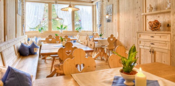 Foto der Stube Restaurant Pinei