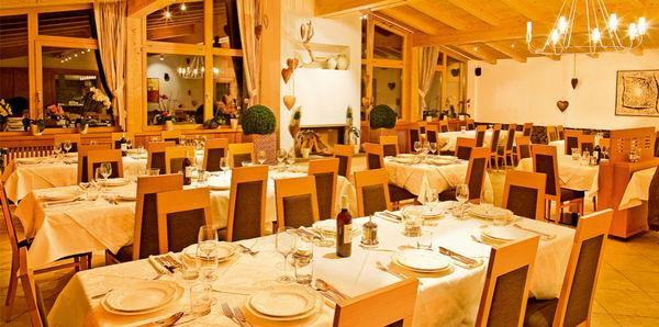 Das Restaurant St. Ulrich Pinei
