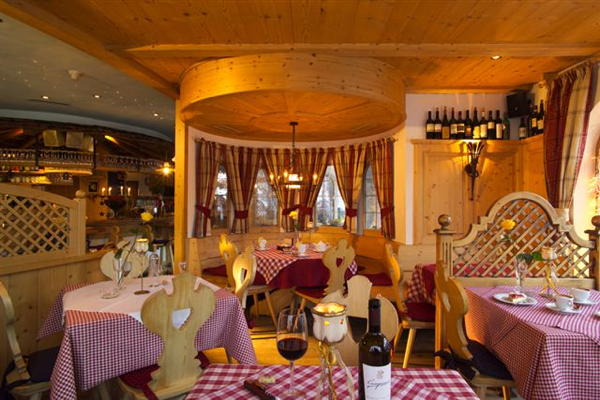 Das Restaurant St. Ulrich Cascade
