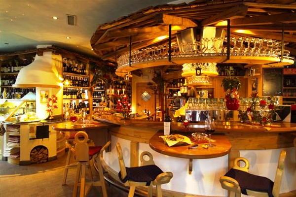 Foto von der Bar Restaurant Pizzeria Cascade