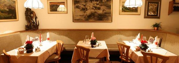 Das Restaurant St. Ulrich Dolomiti Madonna