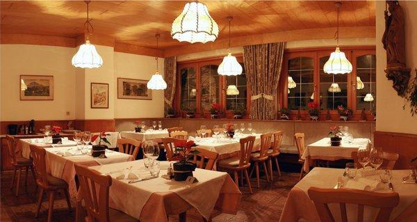 Präsentationsbild Restaurant Dolomiti Madonna