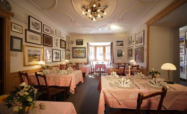 Das Restaurant St. Christina Uridl